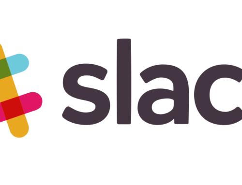 Hankkeelle perustettu Slack-ryhmä